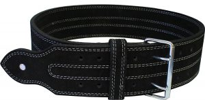Ader Leather Power Lifting Weight Belt