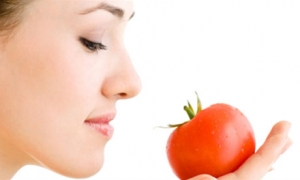 Tomato for Clear Skin
