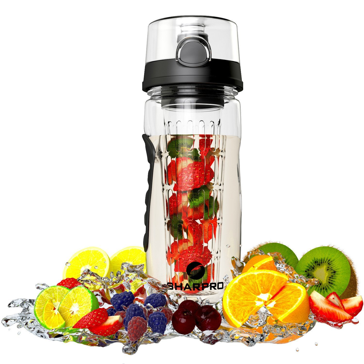 Best Fruit Infuser water bottle reviews 2019