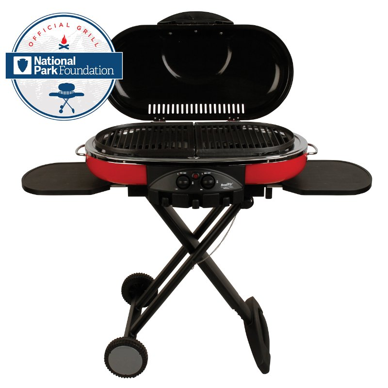 Coleman 2000017442 Road Trip Propane Portable Grill LXE