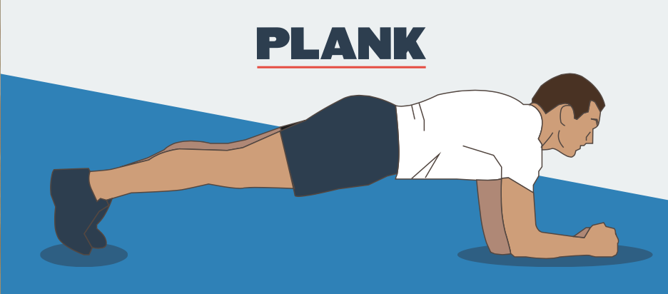 how to do planks in varitions