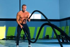 Battle Rope NEXPro - Polydac Undulation Rope Exercise Fitness Training