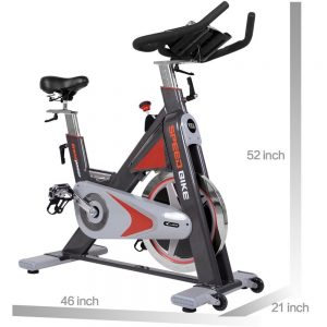 Pro Indoor Cycle Trainer spin bike LD577