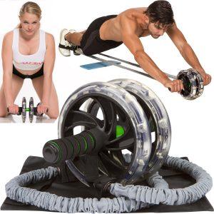 AB WOW 3000 Abdominal Workout Wheel Roller