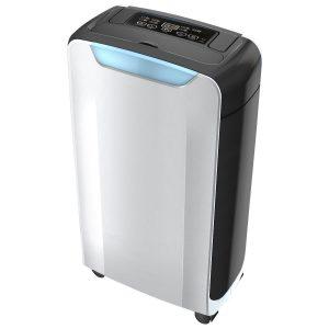 Eurgeen Compact 20 pint Portable Dehumidifier