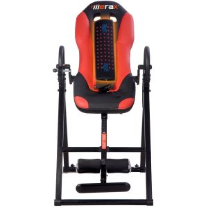 Merax Vibration Massage & Heat Comfort Inversion Table