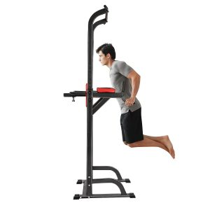 Pull Up Stand Full Body Power Tower