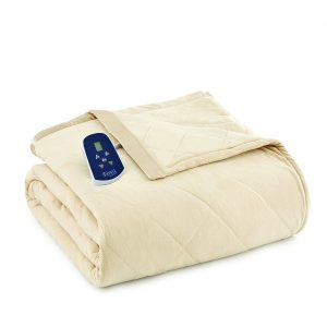 Shavel Home Products Thermee Electric Blanket