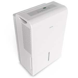 hOmeLabs 9 Gallon (70 Pint) Dehumidifier Energy Star Safe Mid Size Portable Dehumidifiers