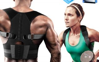 Suncarle Back Brace for Men and Women