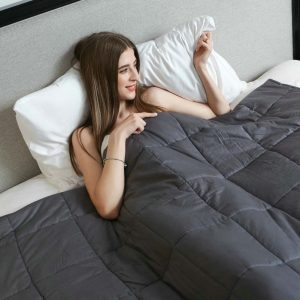 Weighted Blanket by Weighted Idea for Adults