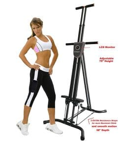 Vertical Climber Cardio Exercise X-Factor