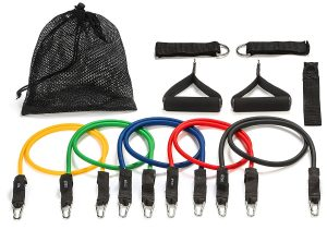 Tribe 11pc Resistance Band Set