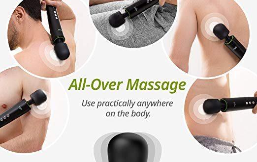 Mynt Cordless Handheld Massager