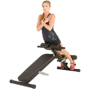 Fitness Reality X-Class Light Commercial Multi-Workout Abdominal Hyper Back