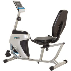PROGEAR 555LXT Magnetic Tension Recumbent Bike
