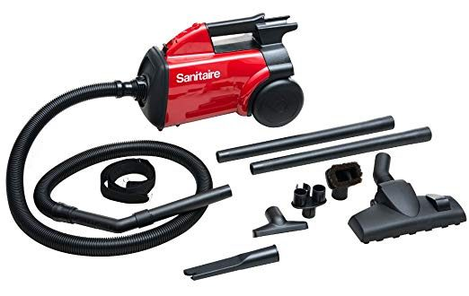 Sanitaire SC3683B Commercial Canister Vacuum Cleaner