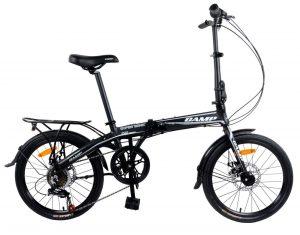 Camp 20 Alloy 7 Speed Folding Bike