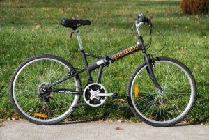 Columba 26 inches Folding Bike