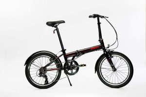 EuroMini ZiZZO Via 26lb Folding Bike