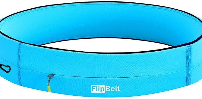 FlipBelt Zipper Edition -Running Belt