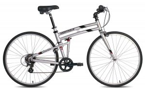 New Montague Crosstown Folding 700c Pavement Hybrid Bike