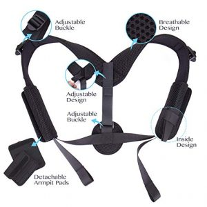 Penewell Posture Corrector for Women Men