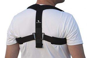 StrictlyStability Upper Back Posture Corrector Brace