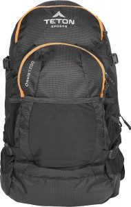 TETON SPORTS Oasis 1200 3-Liter Hydration Backpack