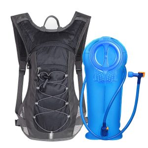 Unigear Hydration Pack Backpack with 70 oz 2L Water Bladder for Running