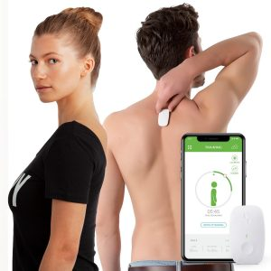 Upright GO Posture Trainer and Corrector for Back Strapless