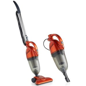 VonHaus 2 in 1 Corded Lightweight Stick Vacuum Cleaner and Handheld Vacuum Bagless with HEPA Filtration