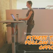 fitness tips to follow in your office space