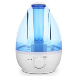 Balight Ultrasonic Cool Dual Mist Humidifier