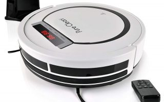 Pure Clean Automatic Programmable Vacuum Cleaner