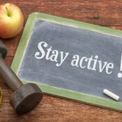 How to Stay Active in your Thirties